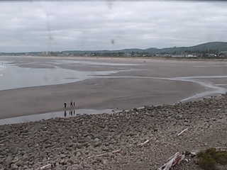 Seaside Oregon Surf Webcam
